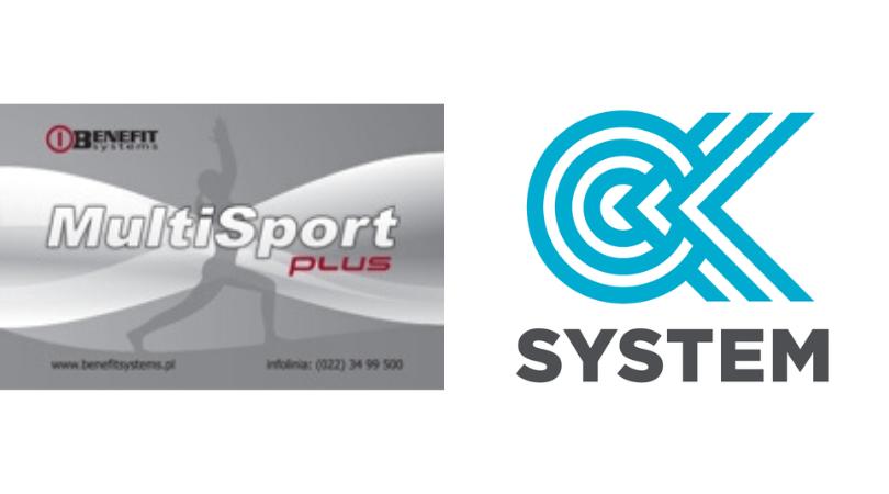 Honorujemy bez dopłat karty sportowe: MultiSport Plus i OK System.